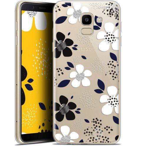 "Carcasa Gel Extra Fina Samsung Galaxy J6 2018 J600 (5.6"") Design Marimeko Style"