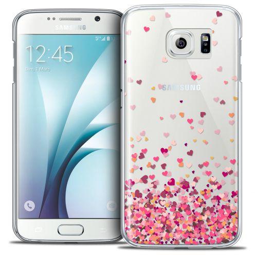 Carcasa Crystal Extra Fina Galaxy S6 Sweetie Heart Flakes