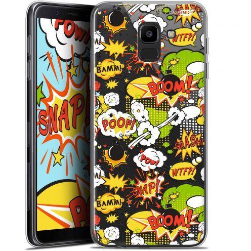 "Carcasa Gel Extra Fina Samsung Galaxy J6 2018 J600 (5.6"") Design Bim Bam Boom"