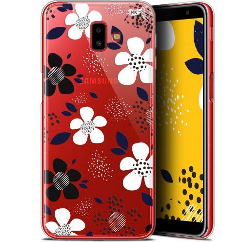 "Carcasa Gel Extra Fina Samsung Galaxy J6 Plus J6+ (6.4"") Design Marimeko Style"