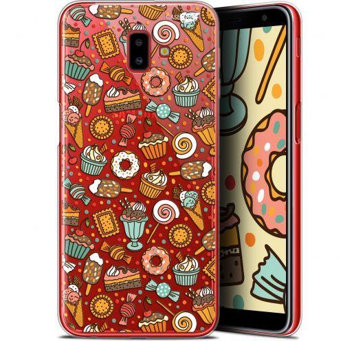 "Carcasa Gel Extra Fina Samsung Galaxy J6 Plus J6+ (6.4"") Design Bonbons"