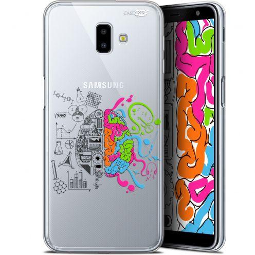 "Carcasa Gel Extra Fina Samsung Galaxy J6 Plus J6+ (6.4"") Design Le Cerveau"