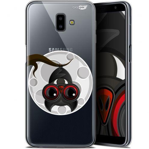 "Carcasa Gel Extra Fina Samsung Galaxy J6 Plus J6+ (6.4"") Design Petit Vampire"