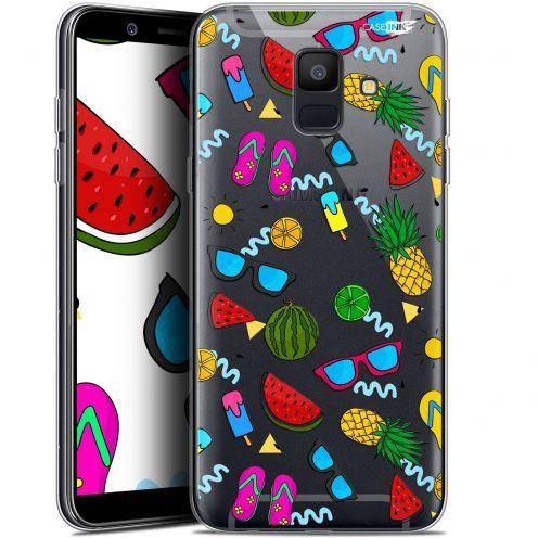"Carcasa Gel Extra Fina Samsung Galaxy A6 2018 (5.45"") Design Summers"