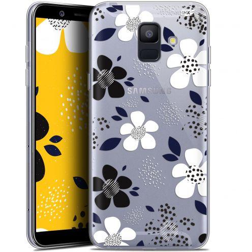 "Carcasa Gel Extra Fina Samsung Galaxy A6 2018 (5.45"") Design Marimeko Style"