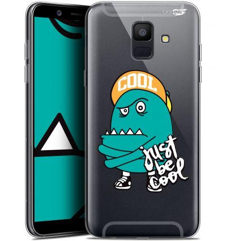"Carcasa Gel Extra Fina Samsung Galaxy A6 2018 (5.45"") Design Be Cool"