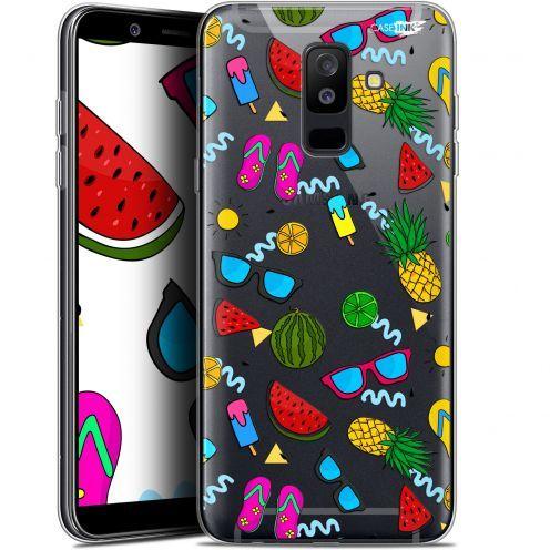 "Carcasa Gel Extra Fina Samsung Galaxy A6 PLUS 2018 (6"") Design Summers"