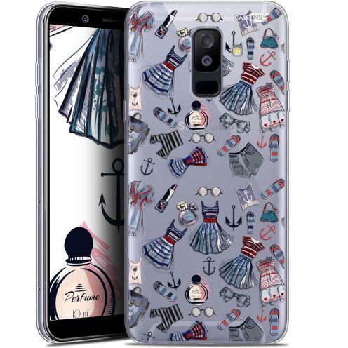 """Carcasa Gel Extra Fina Samsung Galaxy A6 PLUS 2018 (6"""") Design Fashionista"""