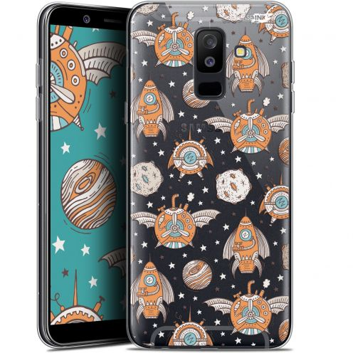 "Carcasa Gel Extra Fina Samsung Galaxy A6 PLUS 2018 (6"") Design Punk Space"