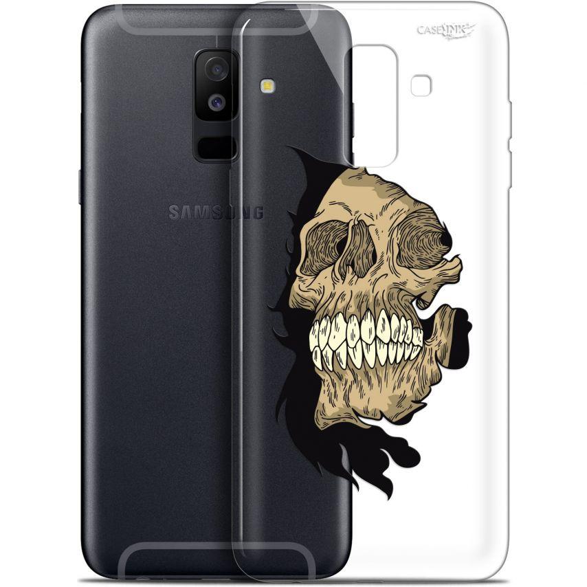 "Carcasa Gel Extra Fina Samsung Galaxy A6 PLUS 2018 (6"") Design Craneur"