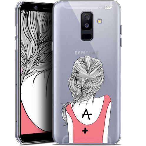 "Carcasa Gel Extra Fina Samsung Galaxy A6 PLUS 2018 (6"") Design See You"
