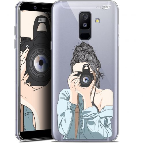 "Carcasa Gel Extra Fina Samsung Galaxy A6 PLUS 2018 (6"") Design La Photographe"