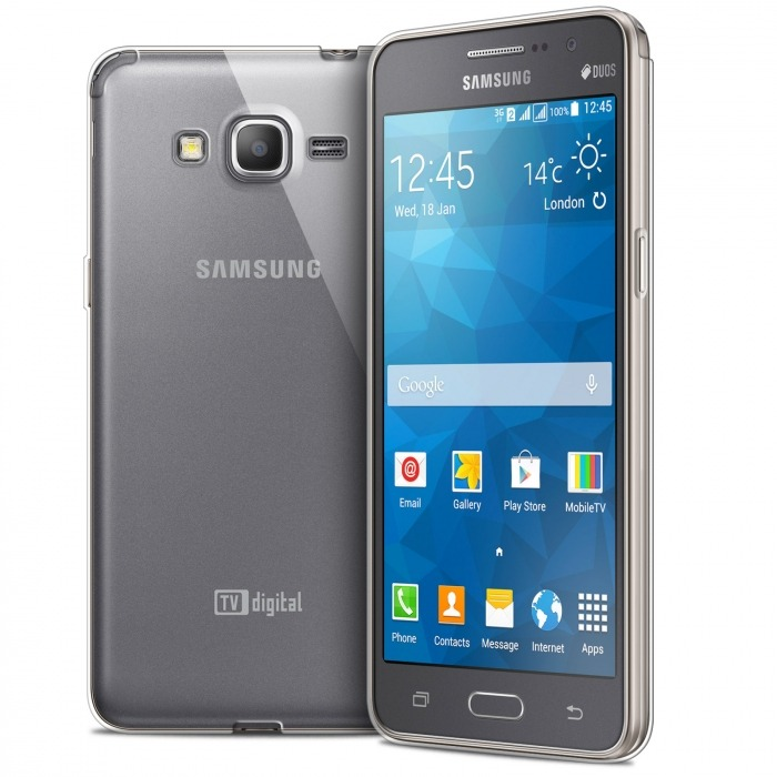 a01335d9727 Carcasa Extra Fina 1 mm Flexible Crystal Clear para Samsung Galaxy Grand  Prime