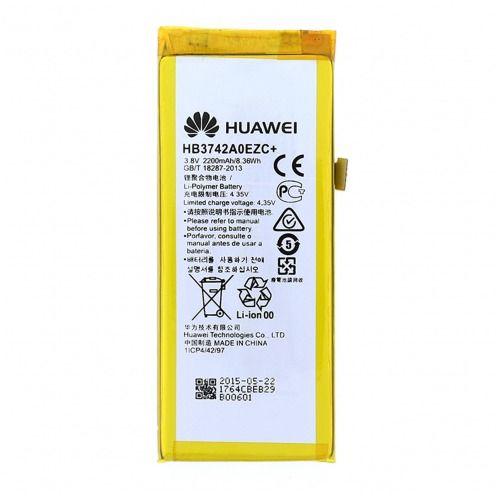 Batería genuina HB3742A0EZC+ Para Huawei Ascend P8 Lite