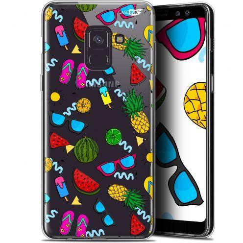 "Carcasa Gel Extra Fina Samsung Galaxy A8+ (2018) A730 (6"") Design Summers"