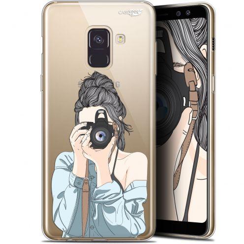 "Carcasa Gel Extra Fina Samsung Galaxy A8+ (2018) A730 (6"") Design La Photographe"