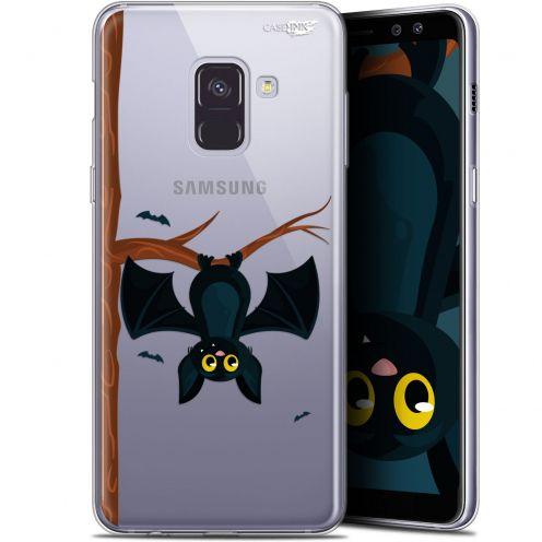 """Carcasa Gel Extra Fina Samsung Galaxy A8+ (2018) A730 (6"""") Design Petite Chauve Souris"""