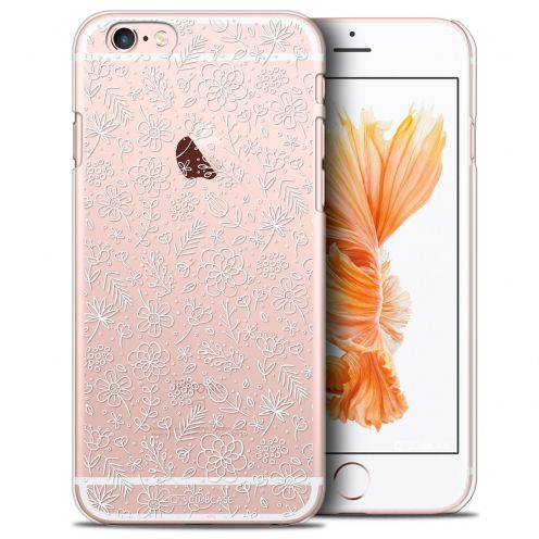 Carcasa Crystal Extra Fina iPhone 6/6s Summer Florale Blanche