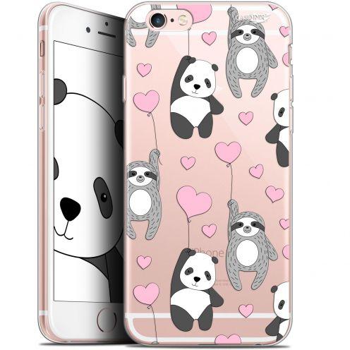 """Carcasa Gel Extra Fina Apple iPhone 6/6s (4.7"""") Design Panda'mour"""
