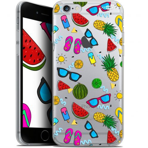 "Carcasa Gel Extra Fina Apple iPhone 6/6s (4.7"") Design Summers"