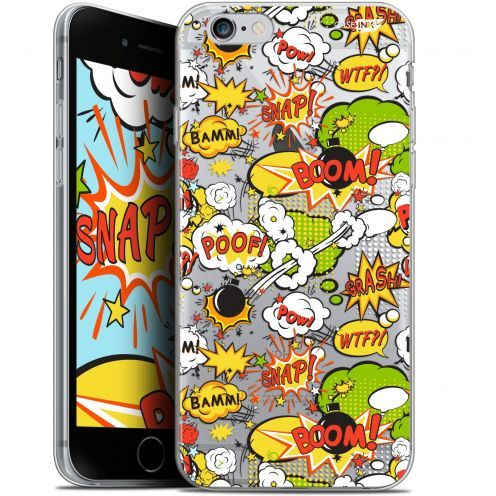 "Carcasa Gel Extra Fina Apple iPhone 6/6s (4.7"") Design Bim Bam Boom"