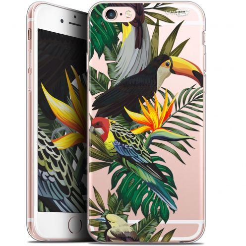 "Carcasa Gel Extra Fina Apple iPhone 6/6s (4.7"") Design Toucan Tropical"