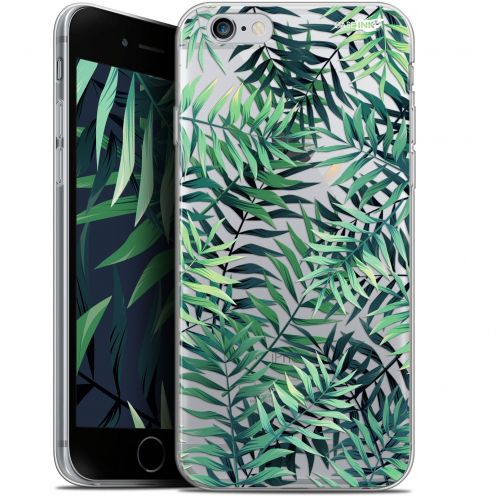 """Carcasa Gel Extra Fina Apple iPhone 6/6s (4.7"""") Design Feuilles des Tropiques"""