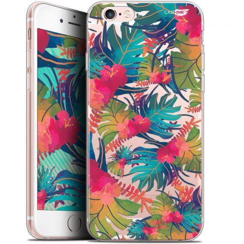 "Carcasa Gel Extra Fina Apple iPhone 6/6s (4.7"") Design Couleurs des Tropiques"