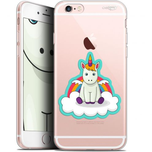 """Carcasa Gel Extra Fina Apple iPhone 6/6s (4.7"""") Design Bébé Licorne"""