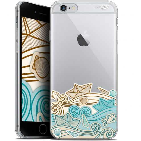 "Carcasa Gel Extra Fina Apple iPhone 6/6s (4.7"") Design Bateau de Papier"