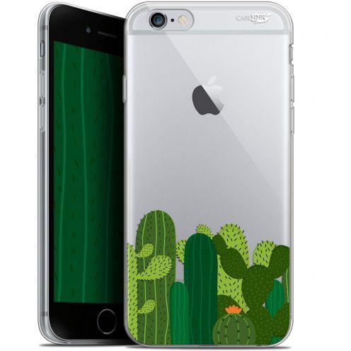 "Carcasa Gel Extra Fina Apple iPhone 6/6s (4.7"") Design Cactus"