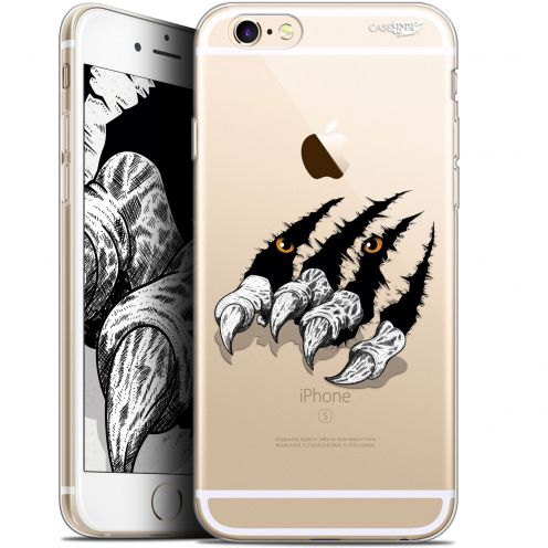 "Carcasa Gel Extra Fina Apple iPhone 6/6s (4.7"") Design Les Griffes"