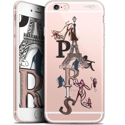 "Carcasa Gel Extra Fina Apple iPhone 6/6s (4.7"") Design Stylish Paris"