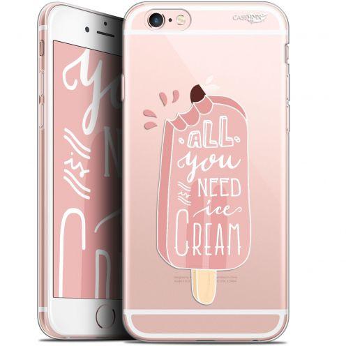 "Carcasa Gel Extra Fina Apple iPhone 6/6s (4.7"") Design Ice Cream"