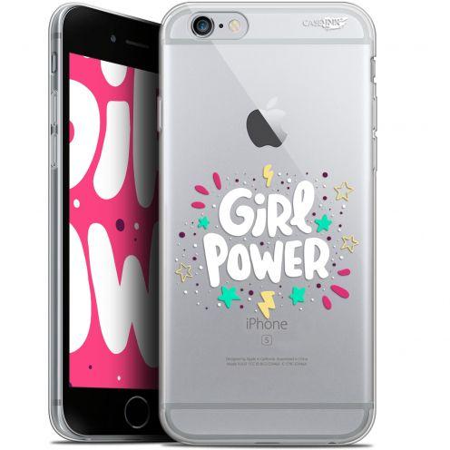 "Carcasa Gel Extra Fina Apple iPhone 6/6s (4.7"") Design Girl Power"