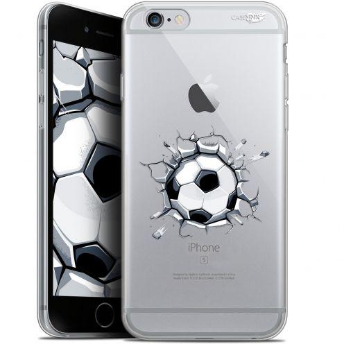 "Carcasa Gel Extra Fina Apple iPhone 6/6s (4.7"") Design Le Balon de Foot"