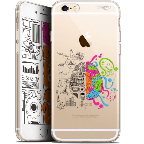 """Carcasa Gel Extra Fina Apple iPhone 6/6s (4.7"""") Design Le Cerveau"""
