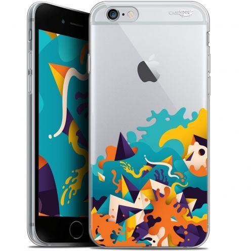 "Carcasa Gel Extra Fina Apple iPhone 6/6s (4.7"") Design Les Vagues"