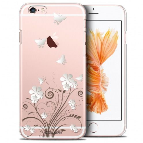 Carcasa Crystal Extra Fina iPhone 6/6s Summer Papillons