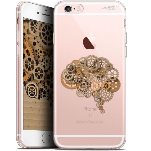 "Carcasa Gel Extra Fina Apple iPhone 6/6s (4.7"") Design Mécanismes du Cerveau"
