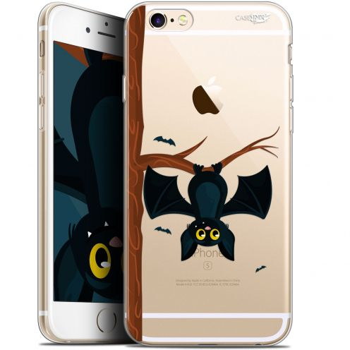 "Carcasa Gel Extra Fina Apple iPhone 6/6s (4.7"") Design Petite Chauve Souris"