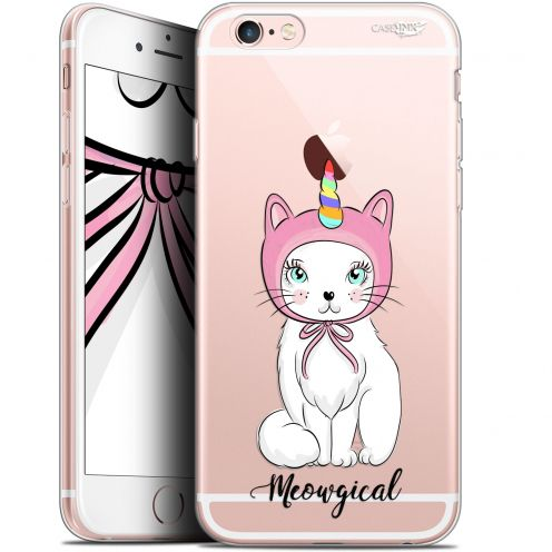 "Carcasa Gel Extra Fina Apple iPhone 6/6s (4.7"") Design Ce Chat Est MEOUgical"