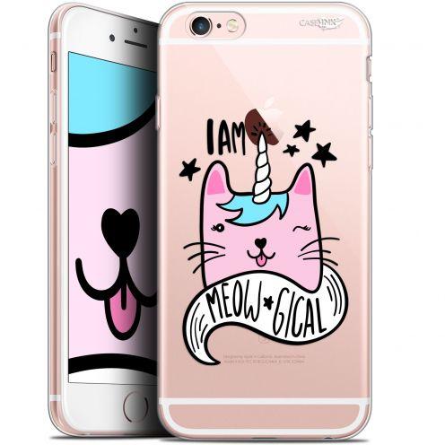 "Carcasa Gel Extra Fina Apple iPhone 6/6s (4.7"") Design I Am MEOUgical"