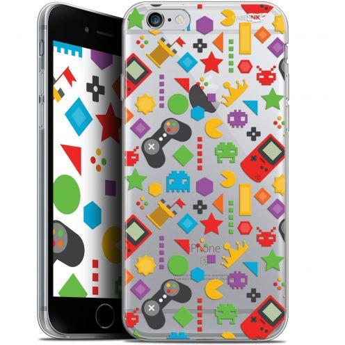"Carcasa Gel Extra Fina Apple iPhone 6 Plus/ iPhone 6s Plus (5.5"") Design PacMan"