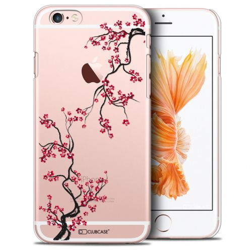 Carcasa Crystal Extra Fina iPhone 6/6s Plus Summer Sakura