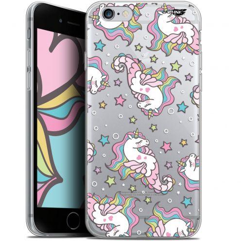 """Carcasa Gel Extra Fina Apple iPhone 6 Plus/ iPhone 6s Plus (5.5"""") Design Licorne Dormante"""