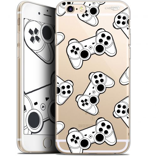 "Carcasa Gel Extra Fina Apple iPhone 6 Plus/ iPhone 6s Plus (5.5"") Design Game Play Joysticks"