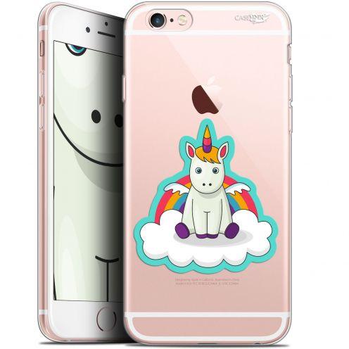 "Carcasa Gel Extra Fina Apple iPhone 6 Plus/ iPhone 6s Plus (5.5"") Design Bébé Licorne"
