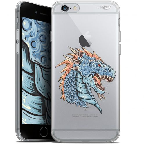 "Carcasa Gel Extra Fina Apple iPhone 6 Plus/ iPhone 6s Plus (5.5"") Design Dragon Draw"