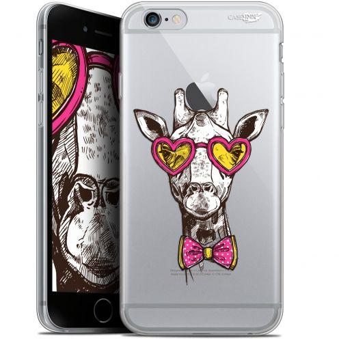 "Carcasa Gel Extra Fina Apple iPhone 6 Plus/ iPhone 6s Plus (5.5"") Design Hipster Giraffe"